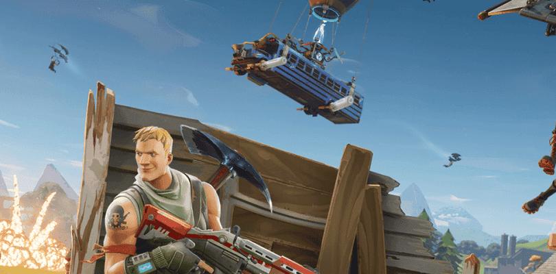 Mejoras técnicas llegarán a Fortnite gracias a su modo Battle Royale