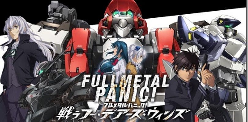 Bandai Namco anuncia Full Metal Panic! Fight: Who Dares Wins para PS4
