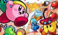 Avance de Kirby Battle Royale para Nintendo 3DS