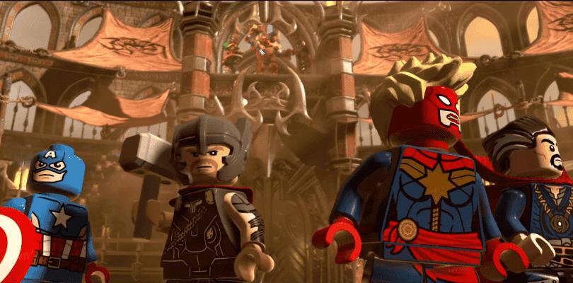 LEGO Marvel Super Heroes 2 detalla su pase de temporada