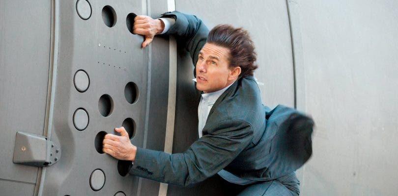 Tom Cruise regresa al rodaje de Misión Imposible 6 tras el accidente