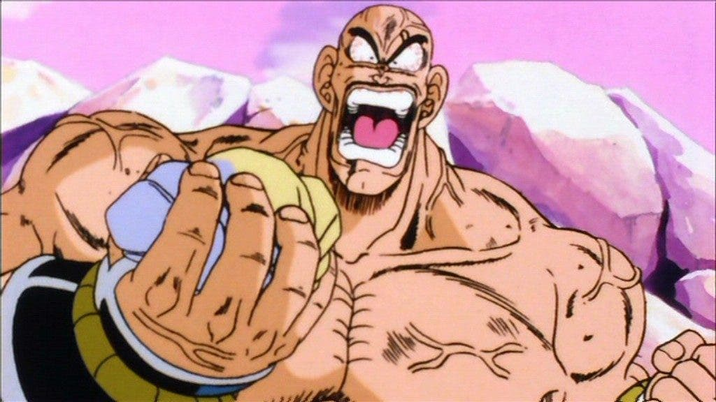Nappa Dragon Ball FighterZ