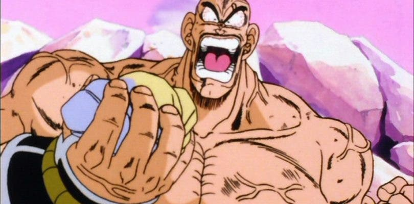 Nappa Dragon Ball FighterZ
