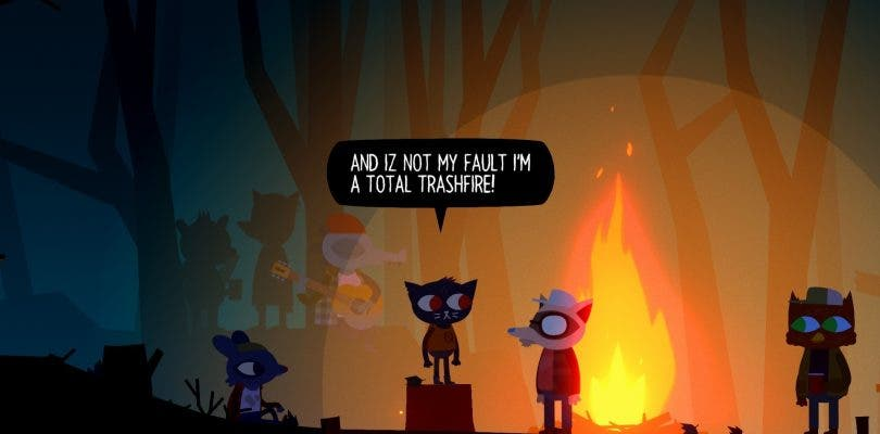 Night in the Woods: Weird Autumn Edition anunciado para PC y consolas