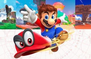 Consiguen superar Super Mario Odyssey en poco más de una hora