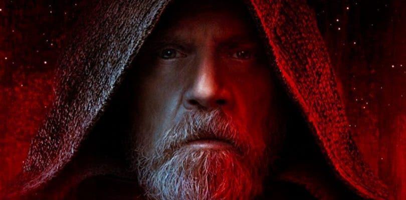 El rojo envuelve el último póster de Star Wars: Los Últimos Jedi