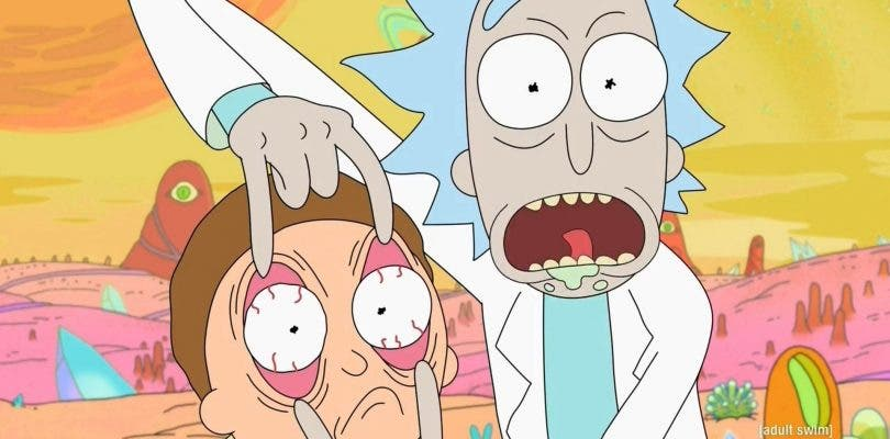 La tercera temporada de Rick and Morty podría no haber terminado
