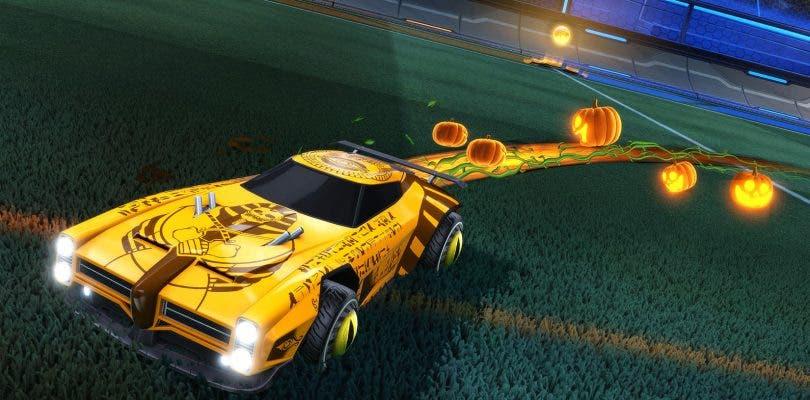 Psyonix detalla el evento de Halloween que tendrá Rocket League