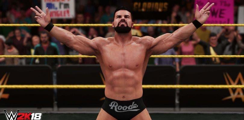 WWE2K18 introduce anuncios en los iconos de los trofeos
