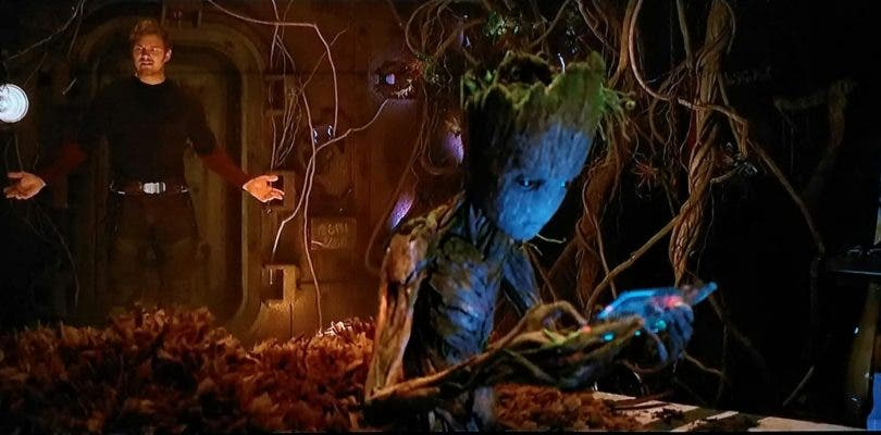 Groot buscará un mentor en Avengers: Infinity War