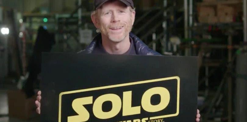 El rodaje de Solo: Una historia de Star Wars llega a su fin