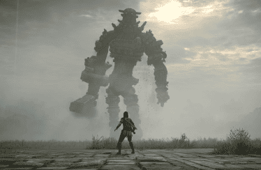 Shadow of the Colossus se muestra en un extenso gameplay