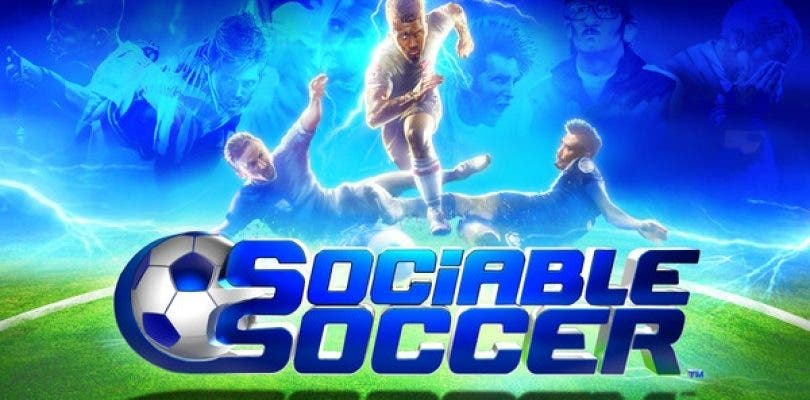 Ya disponible Sociable Soccer en Acceso Anticipado de Steam