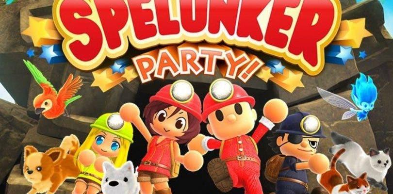 Spelunker Party! estrena demo mañana en Nintendo Switch