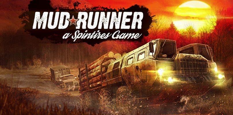 Spintires: MudRunner se muestra en un nuevo tráiler