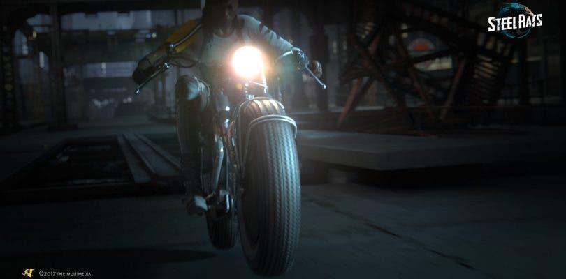 Steel Rats se muestra en su primer gameplay