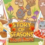 Story of Seasons: Trio of Towns | Imágenes