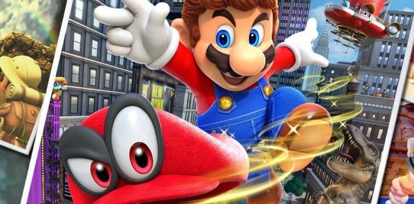 Nintendo buscaba sorprender al jugador con Super Mario Odyssey