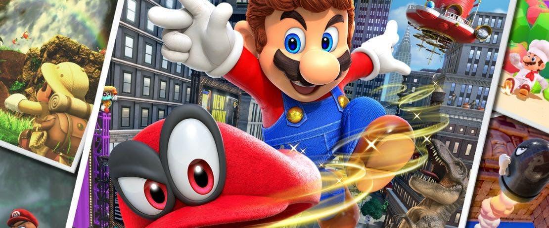 Imagen de Ya se puede conseguir un nuevo traje en Super Mario Odyssey