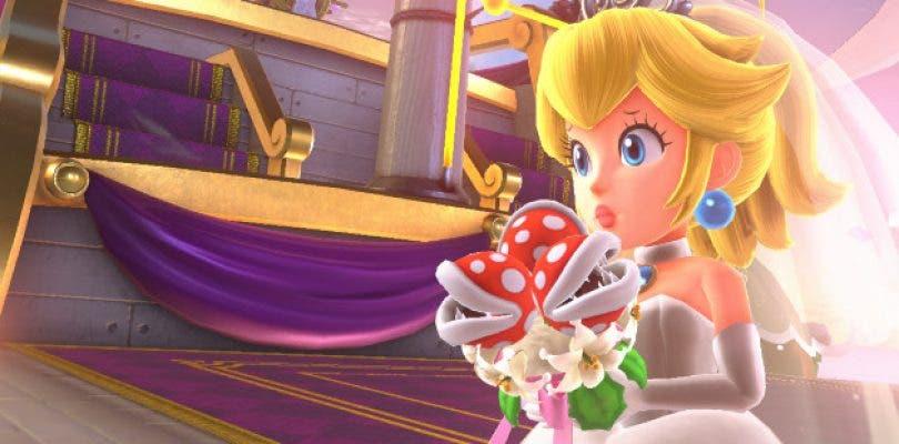 nintendo invita a vestir de novia peach en madrid gaming experience