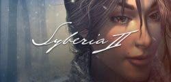 Esta es la carátula de Syberia 2 para Nintendo Switch