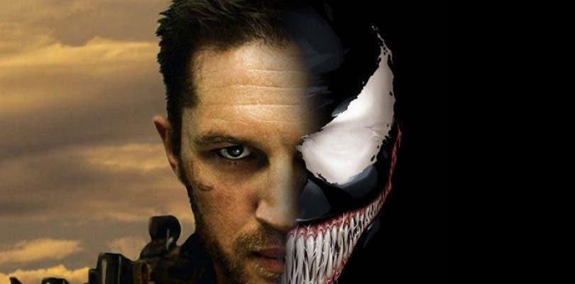 Un productor de Venom cree que Tom Hardy es la elección perfecta