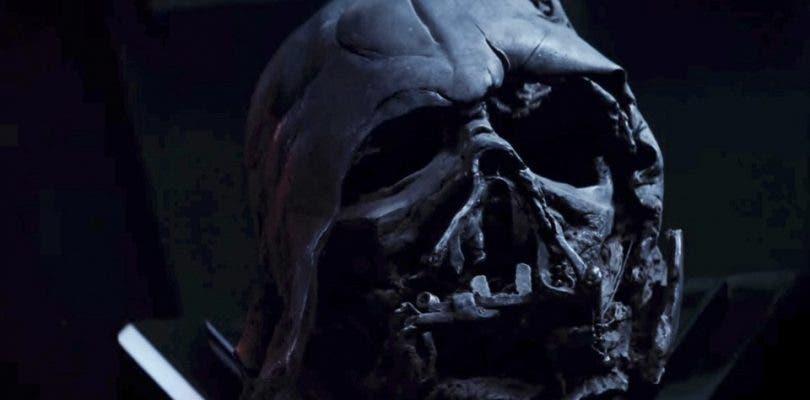 Star Wars: Los Últimos Jedi revela la conexión entre Snoke y Darth Vader