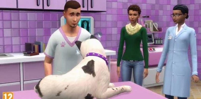 Podremos abrir nuestra clínica veterinaria en Los Sims 4