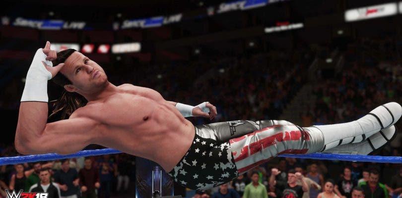 Anunciada la fecha de lanzamiento y las ediciones especiales de WWE 2K19