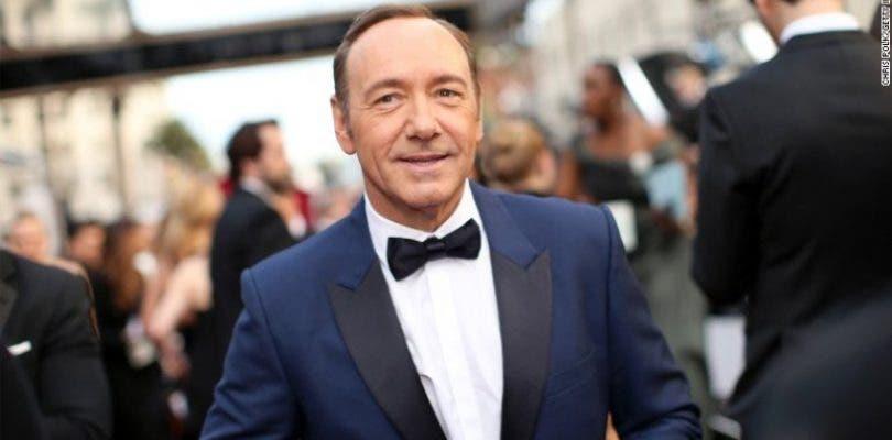El equipo de House of Cards acusa a Kevin Spacey de acoso sexual