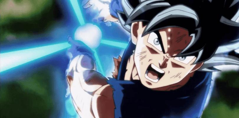 Goku activa el verdadero poder del Ultra Insinto en Dragon Ball Super