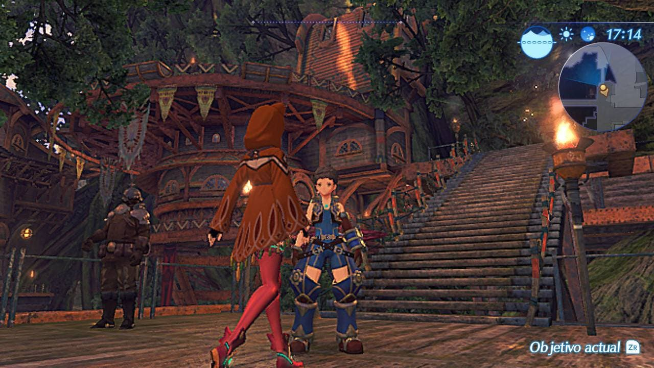 Imagen de Análisis Xenoblade Chronicles 2