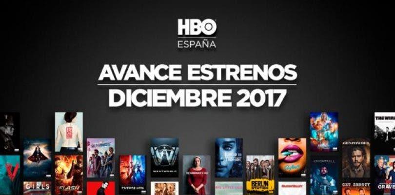 Esto es todo lo que llega a HBO España el próximo diciembre