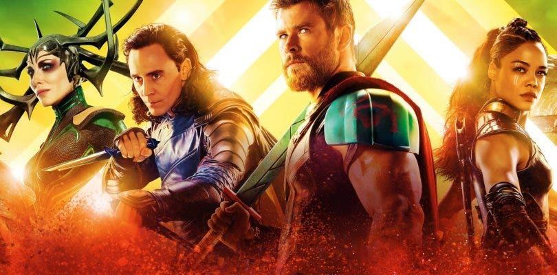 El parche de Thor en Vengadores: Infinity War está realizado mediante CGI