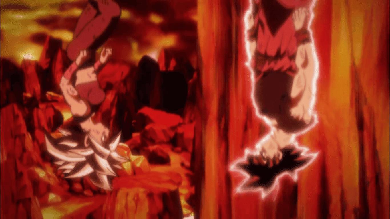 Dibujo De Goku Ultra Instinto