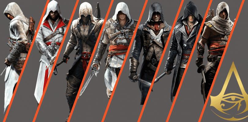 La saga Assassin's Creed cumple 10 años