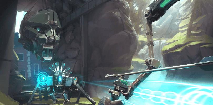 Veteranos de Mirror's Edge y Battlefield anuncian Apex Construct