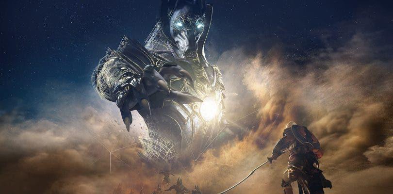 Assassin's Creed Origins recibirá al Dios Anubis esta próxima semana