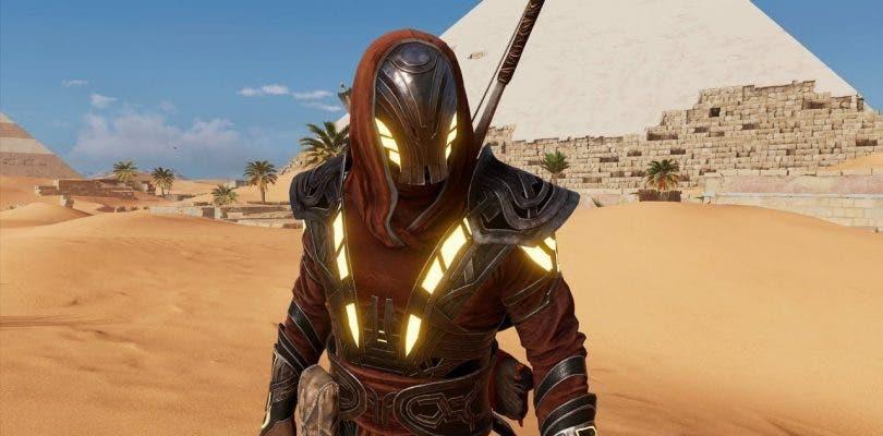 Consigue un atuendo legendario en Assassin's Creed Origins