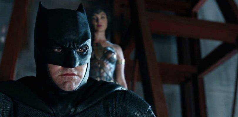 Justice League logra el segundo mejor estreno mundial del Universo DC