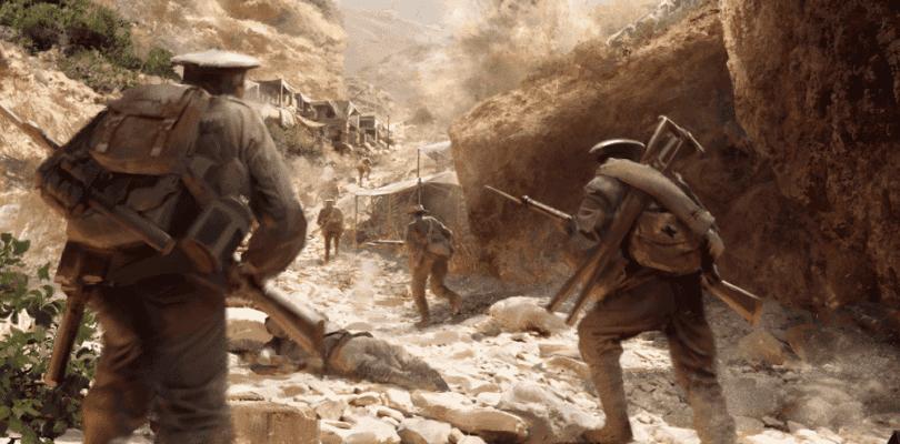 Battlefield 1: Turning Tides disponible a partir del 11 de diciembre