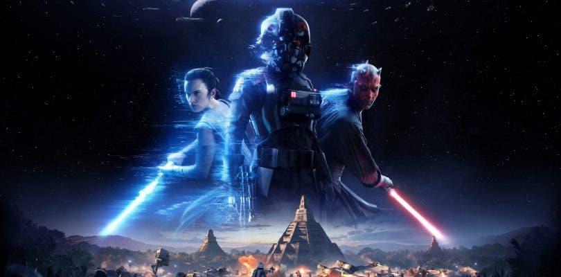 Star Wars Battlefront II Cajas de botín