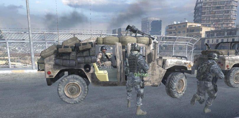 Activision es demandada por usar los vehículos Humvee en Call of Duty