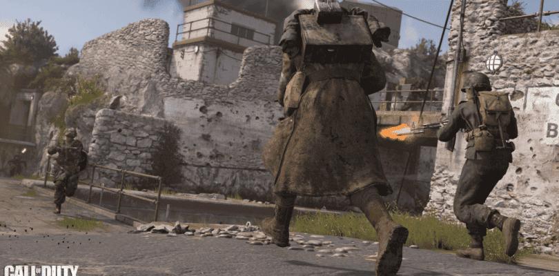Call of Duty: WWII lidera las ventas en UK y se acerca a cifras de BO3