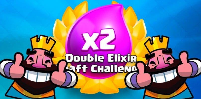 Un nuevo desafío de doble elixir llega a Clash Royale