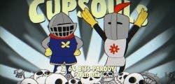 Cuphead conoce a Dark Souls en una nueva y sobresaliente animación