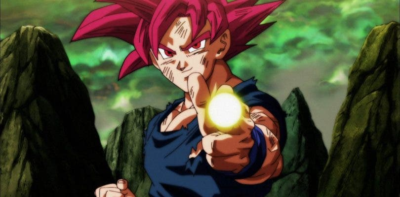 Goku y Kefura en las imágenes del episodio 114 de Dragon Ball Super