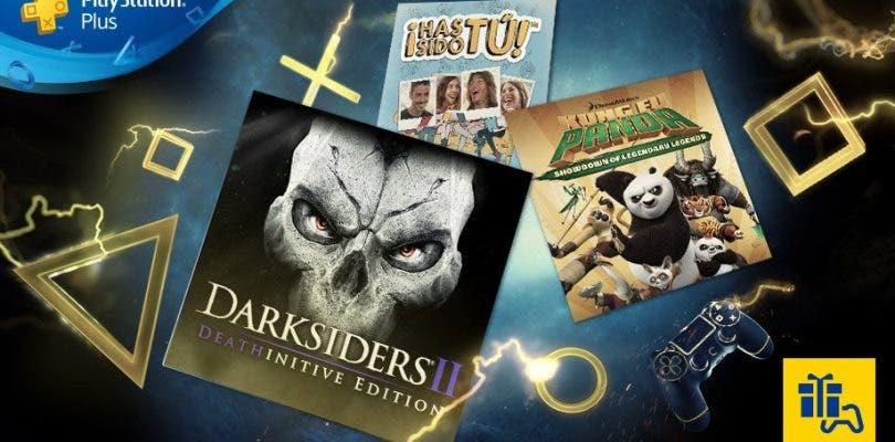 Confirmados los juegos gratuitos de PS Plus de diciembre