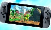 Yooka-Laylee llegará finalmente a Nintendo Switch este diciembre