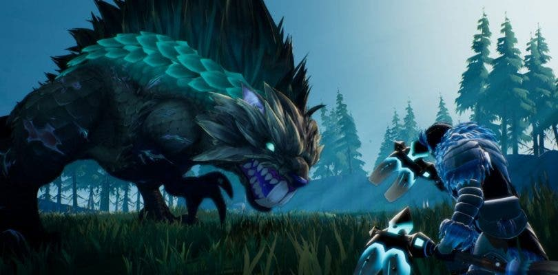Dauntless nos exhibe su primera arma a distancia en vídeo